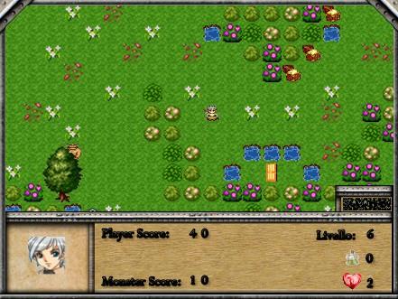 NumbeRun v2 - game1