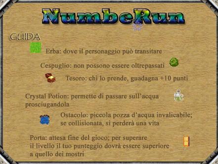 NumbeRun v2 - guide