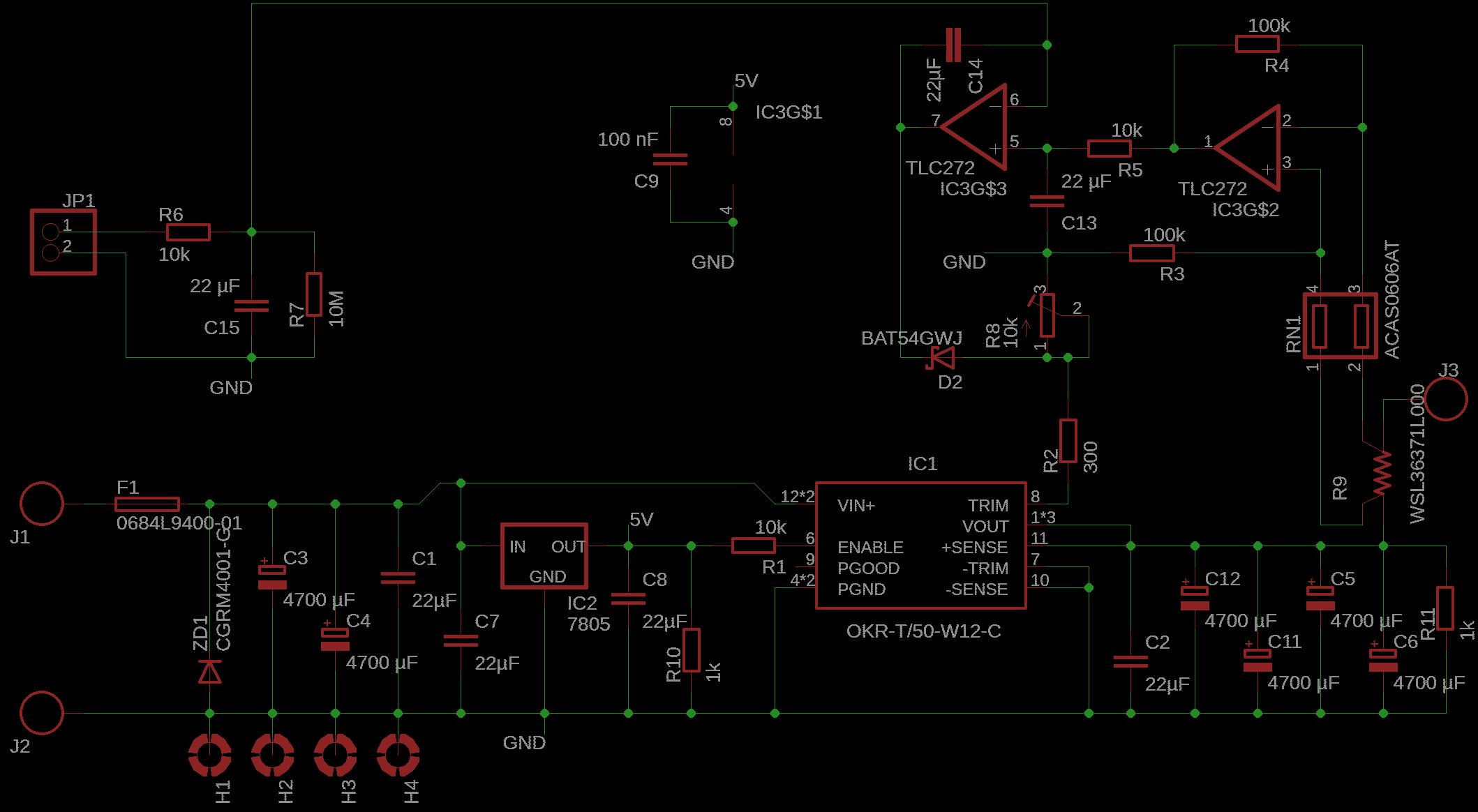 Github  Laser Driver  Energy Efficient Constant Current Diode Laser Driver