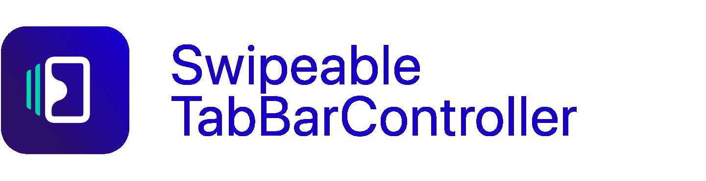 SwipeableTabBarController