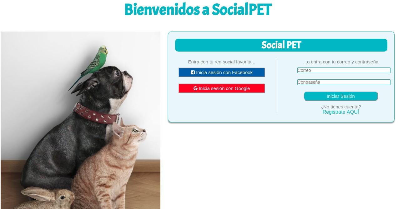 Social Pets
