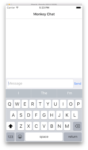 Keyboard entry pushes ListView item off the screen - help — Xamarin