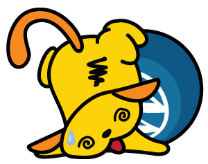 Brain Hurts Wapuu
