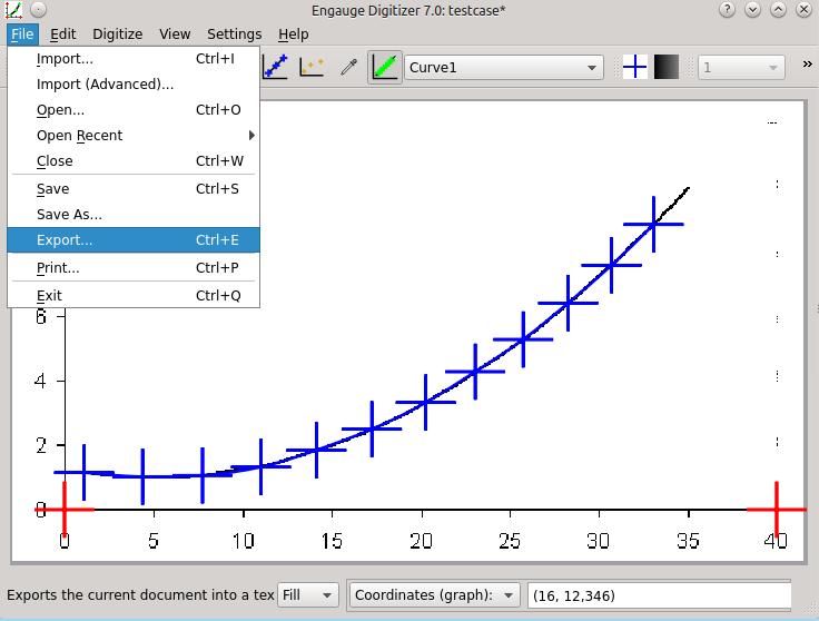 Graph Digitizer