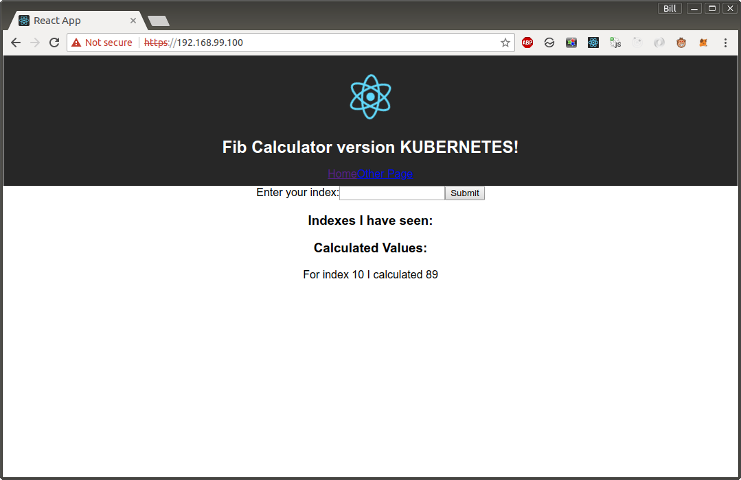 Docker and Kubernetes The Complete Guide