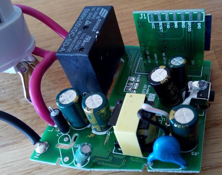 GitHub - martin-ger/ESP8266-WiFi-Socket: Custom SW for the
