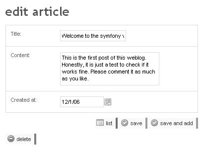 バックエンドの article モジュールの edit ビュー
