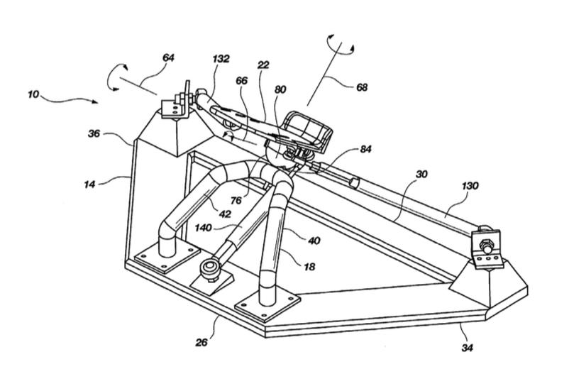 Fig. 1 – Immagine tratta direttamente dal brevetto US 6,227,057B1 [1]