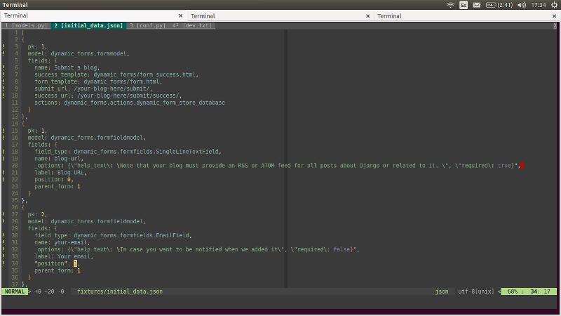 GitHub - matagus/vim_files: My vundle-based vim configuration ...
