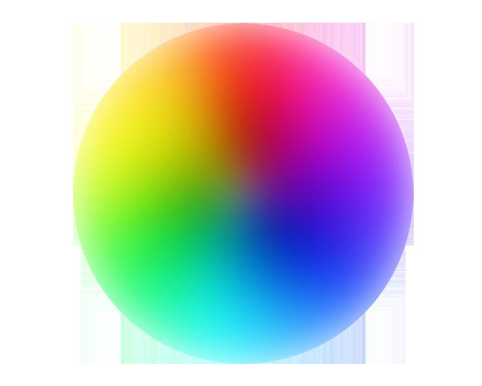Input circular spectrum