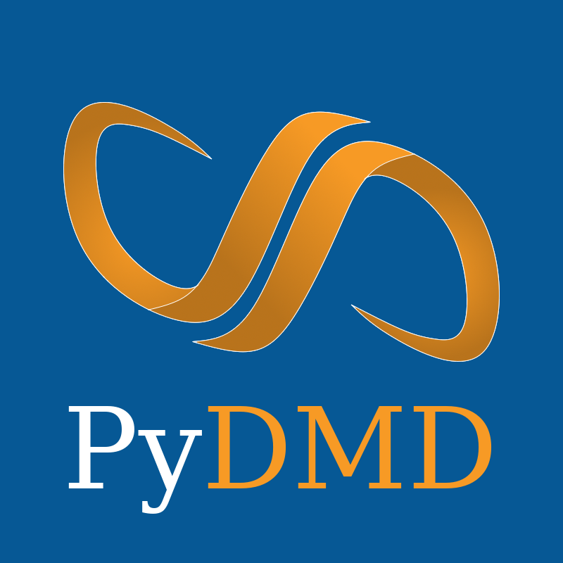 Python Dynamic Mode Decomposition