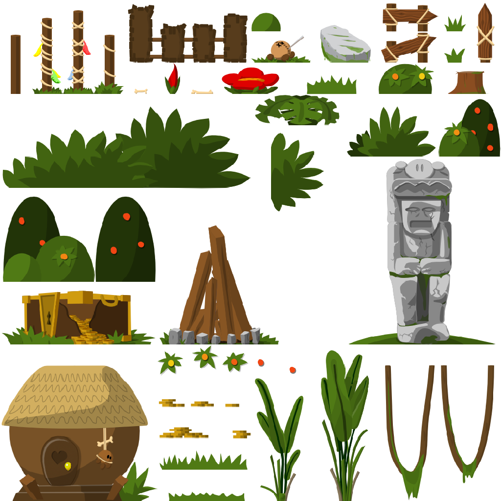 TILESET] Japanese Temple [With Source Files] officially