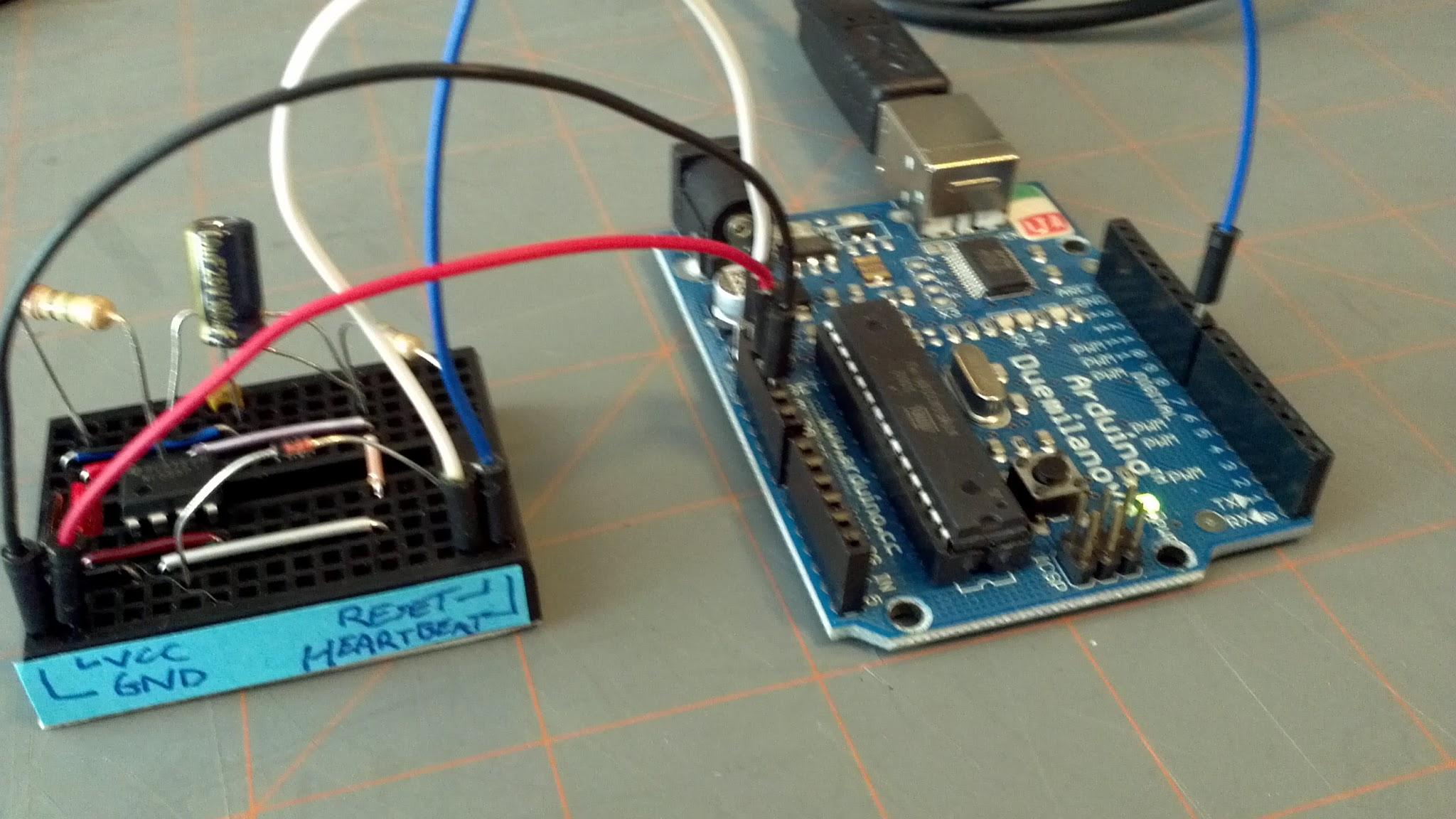 Github mattbornski arduino watchdog circuit the current