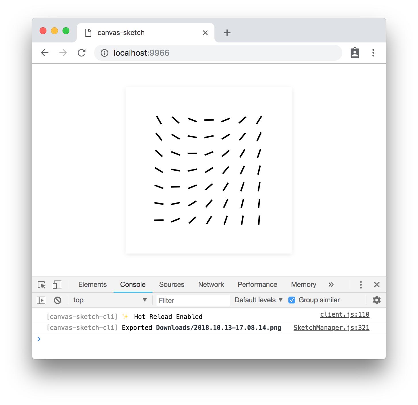 canvas-sketch - npm