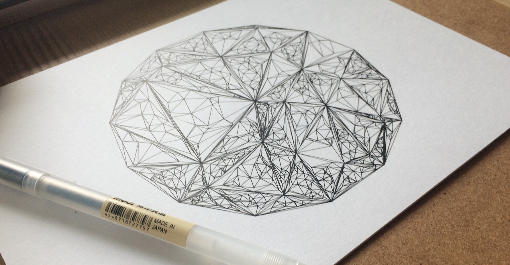 Pen Plotter Art &