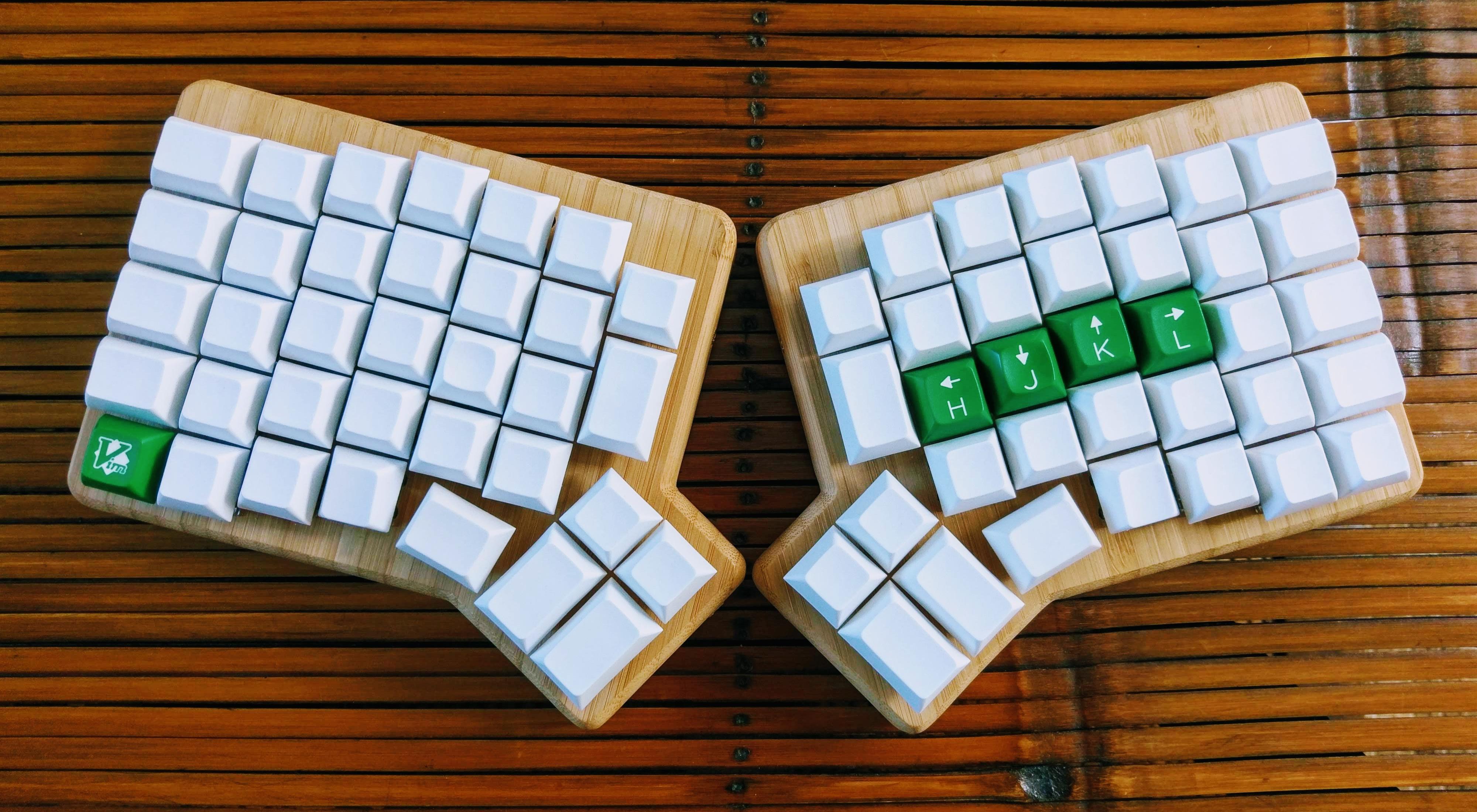 The Redox open hardware keyboard