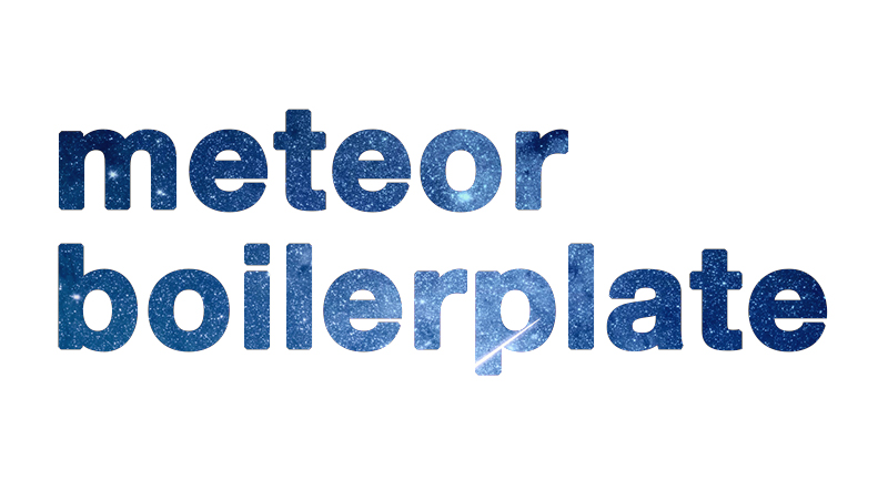 meteor-boilerplate
