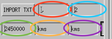 KFME Import Data