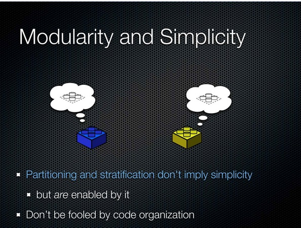 00:34:31 Modularity and Simplicity - build slide