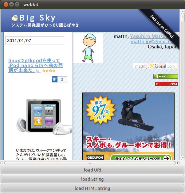 Go WebKit!