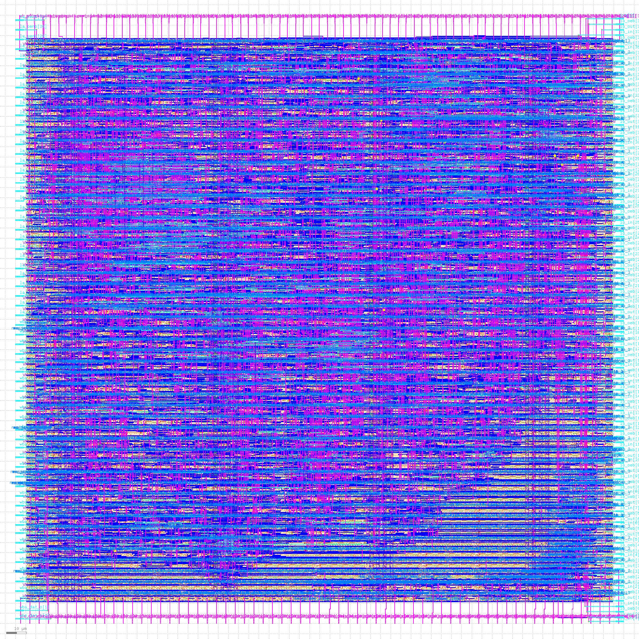 Framebufferless Video Core