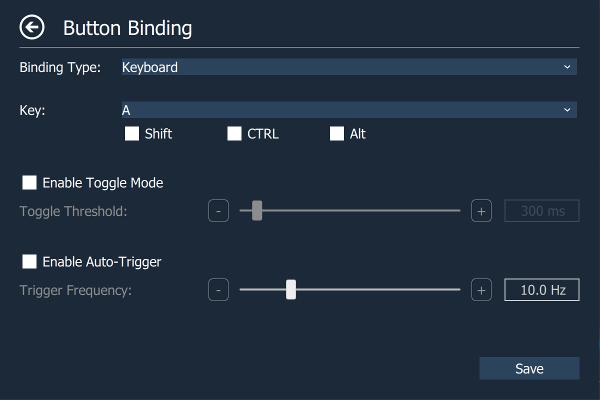 Digital Binding Page - Keyboard