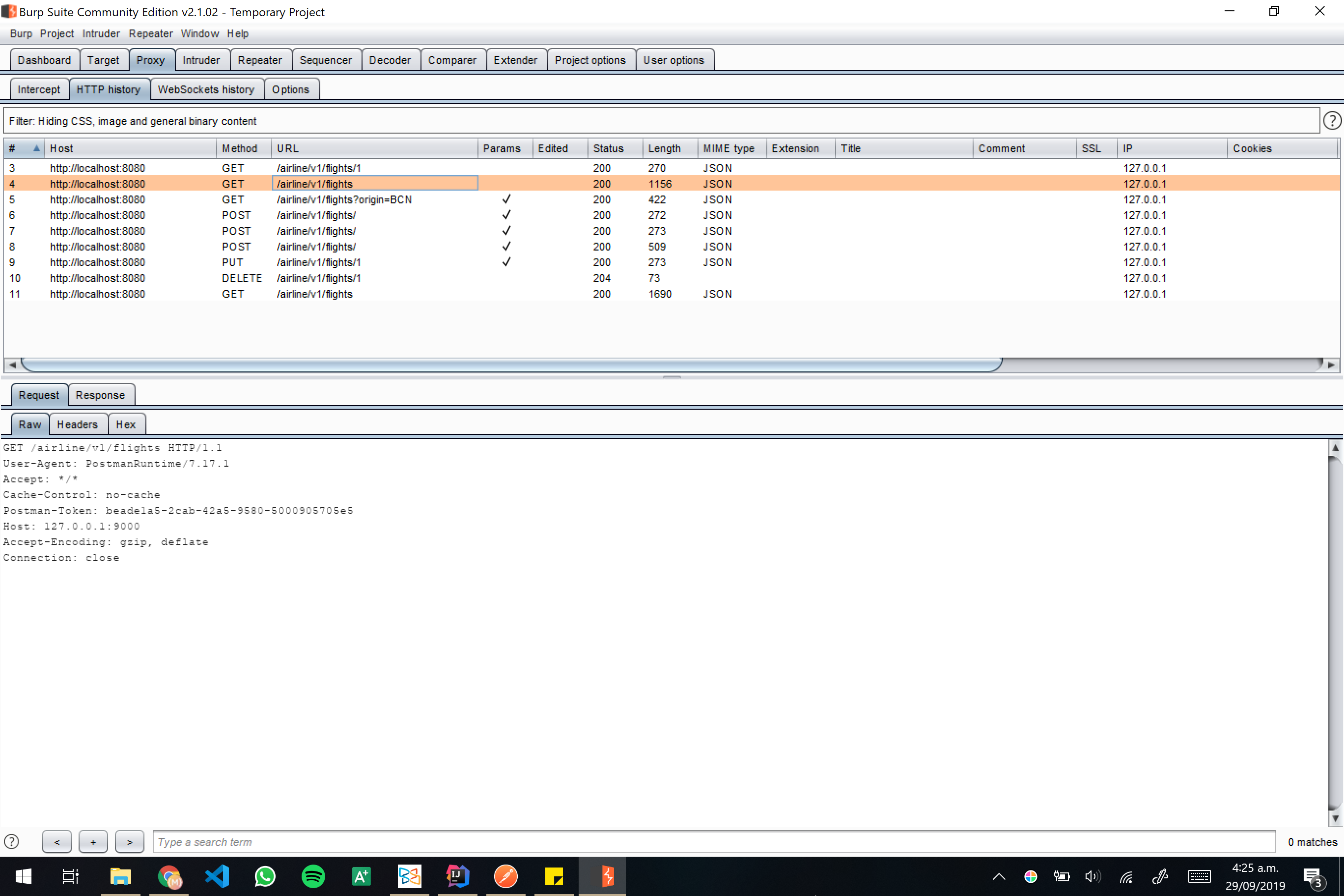 Burp screenshot 07
