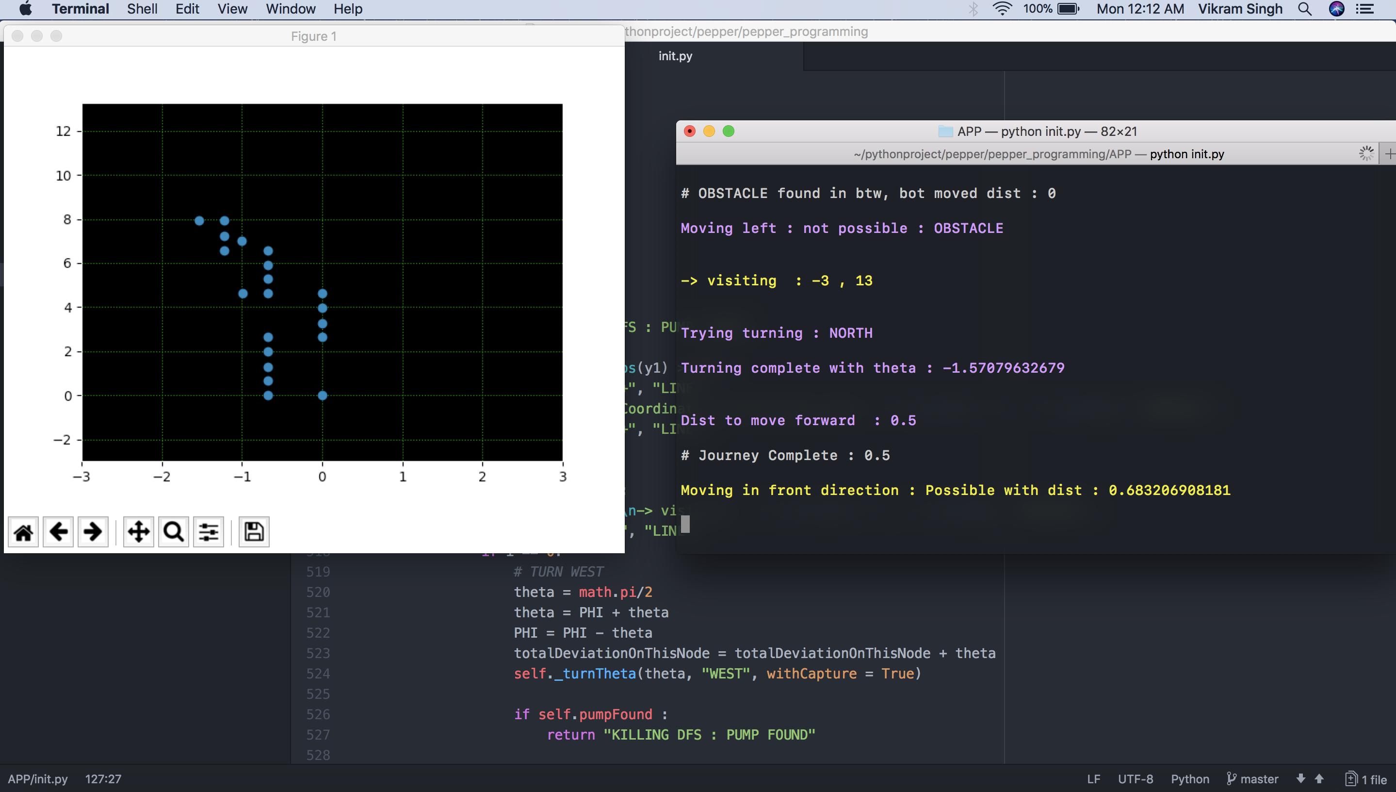 GitHub - maverickjoy/pepper-robot-programming: Pepper Programs