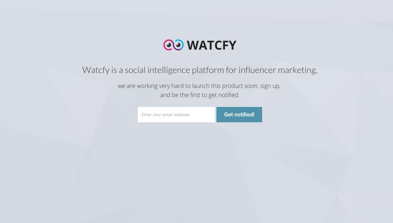 watcfy