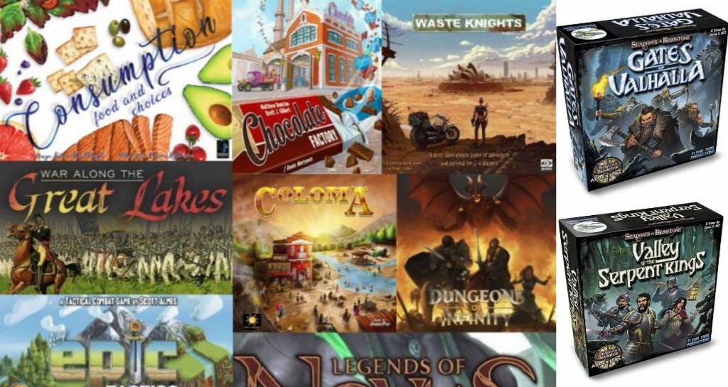 Noticias - Kickstarters 18/02 - 24/02