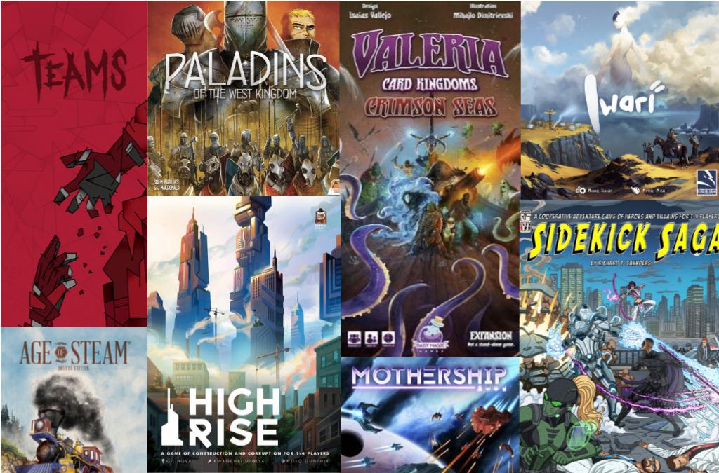 Noticias - Kickstarters 04/03 - 10/03