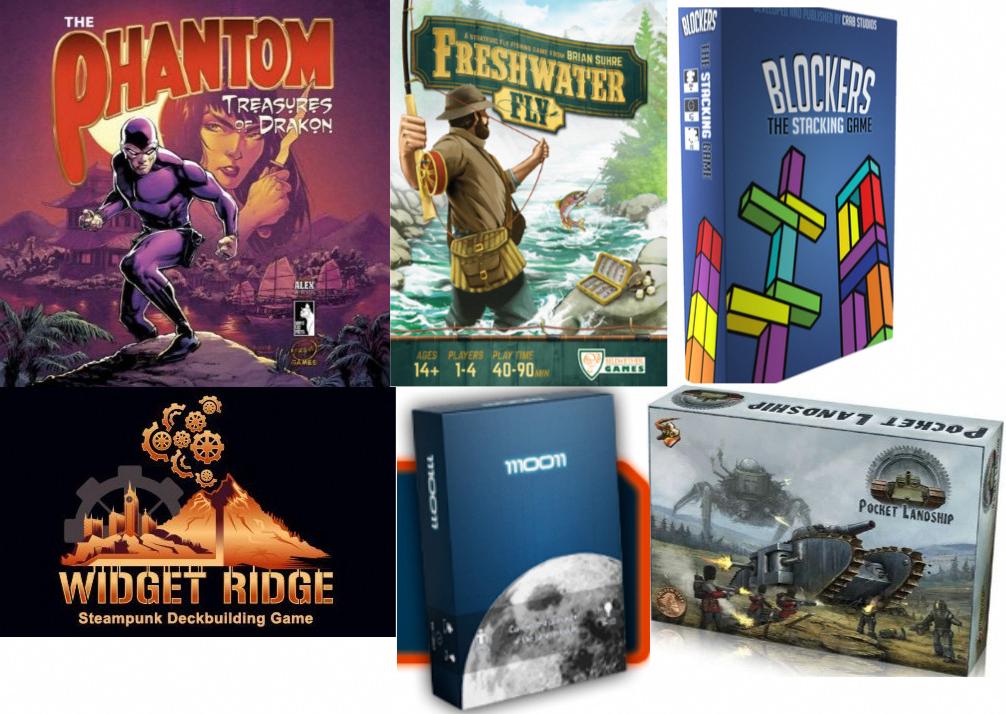 Noticias - Kickstarters 25/03 - 31/03