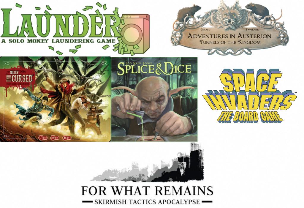 Noticias - Kickstarters 3/06 - 9/06