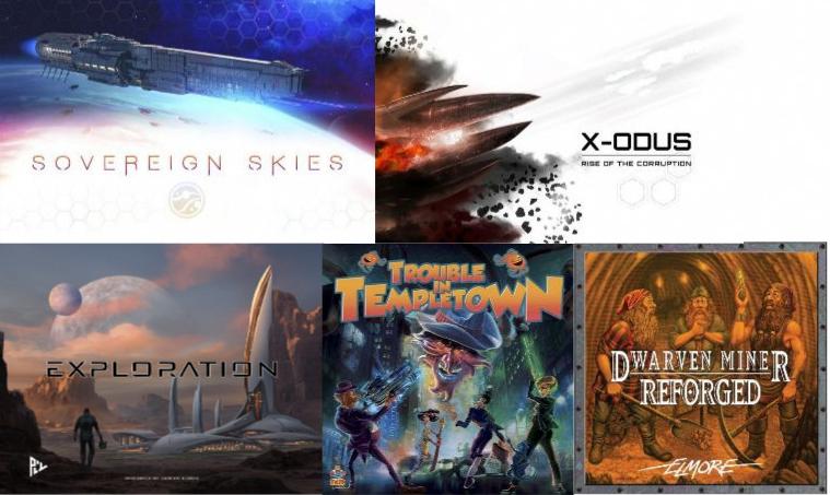 Noticias - Kickstarters 10/06 - 16/06