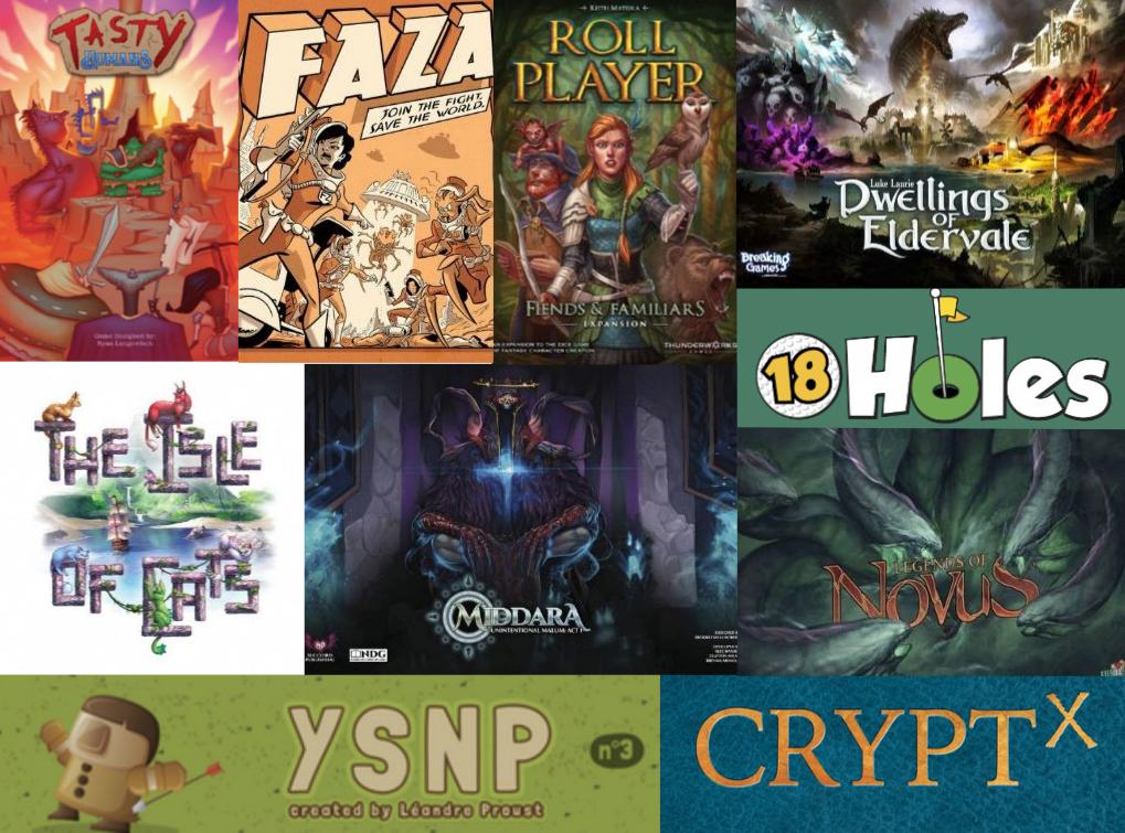 Noticias - Kickstarters 24/06 - 30/06