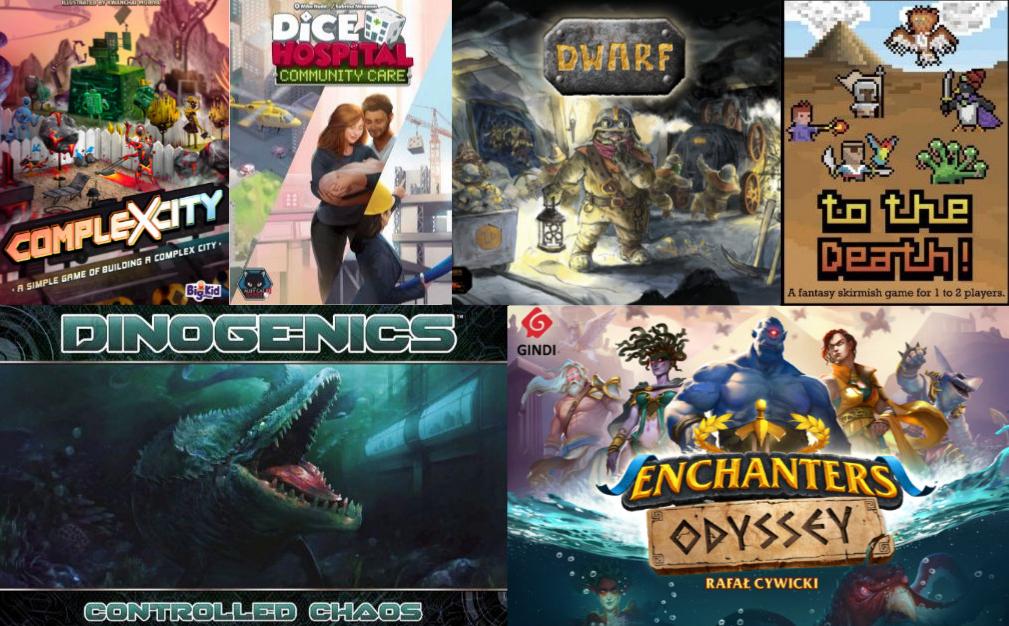 Noticias - Kickstarters 8/07 - 14/07
