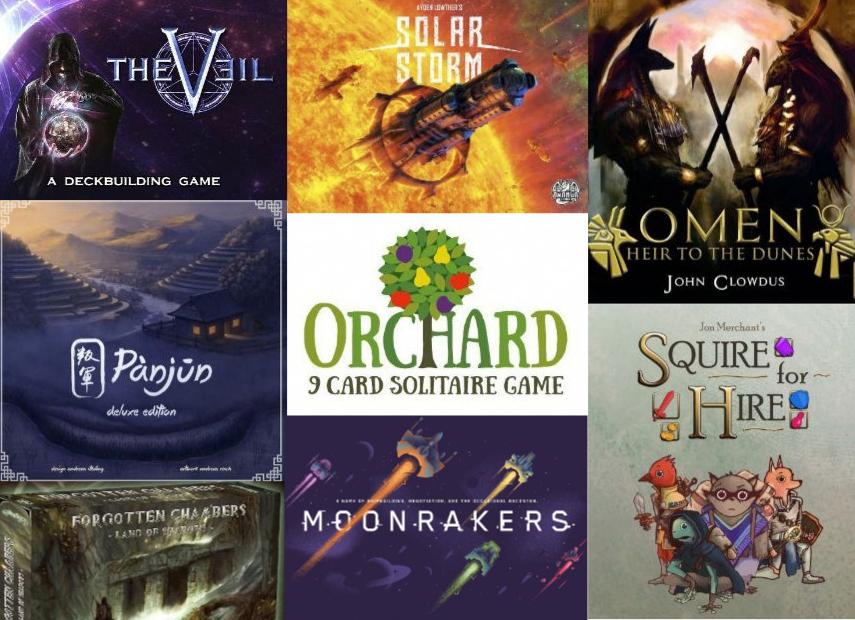 Noticias - Kickstarters 2/09 - 8/09