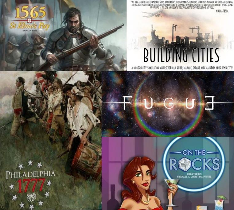 Noticias - Kickstarters 30/09 - 6/10
