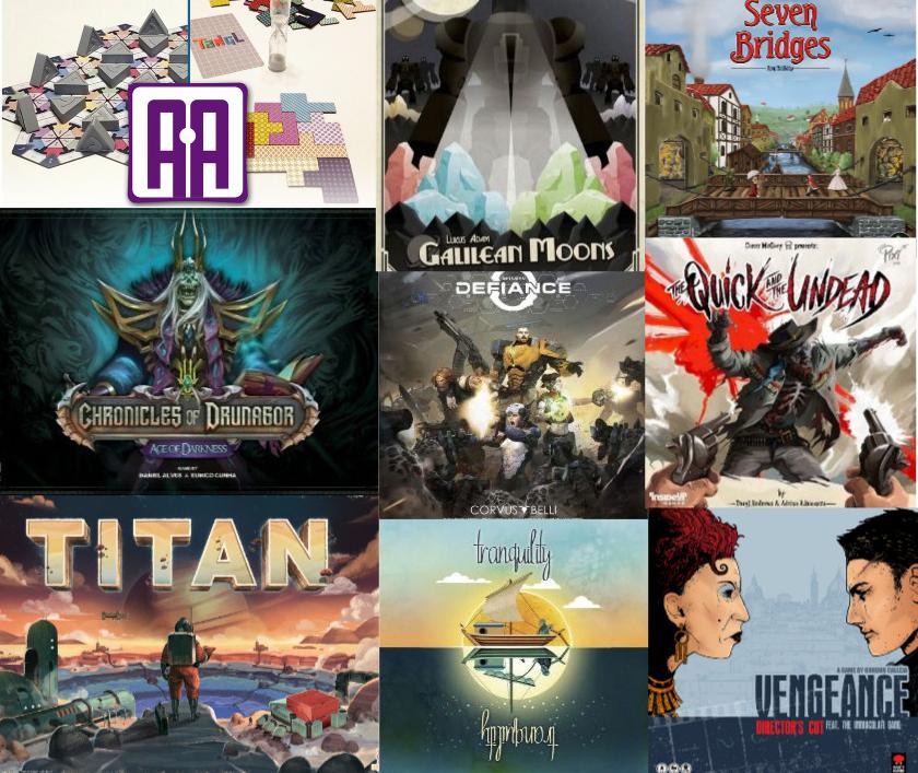 Noticias - Kickstarters 28/10 - 3/11