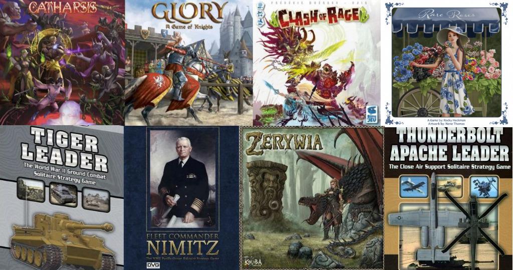 Noticias - Kickstarters 11/11 - 17/11