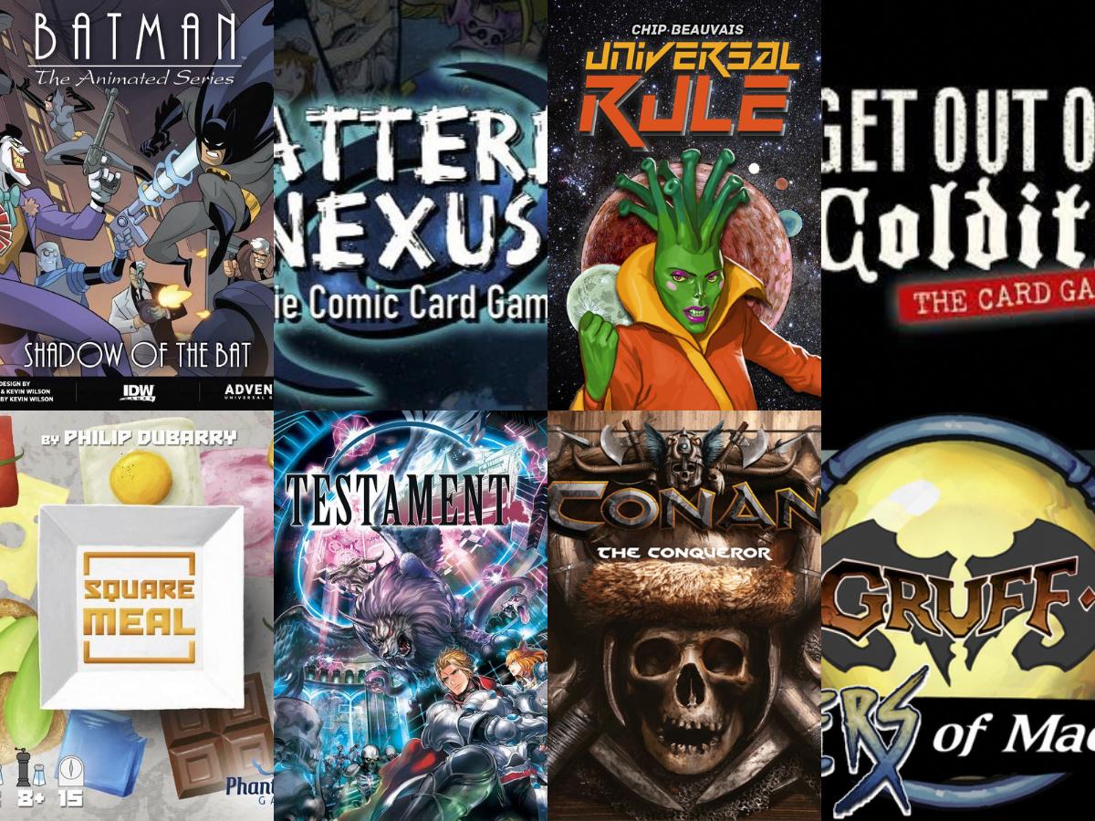 Noticias - Kickstarters 17/02 - 23/02