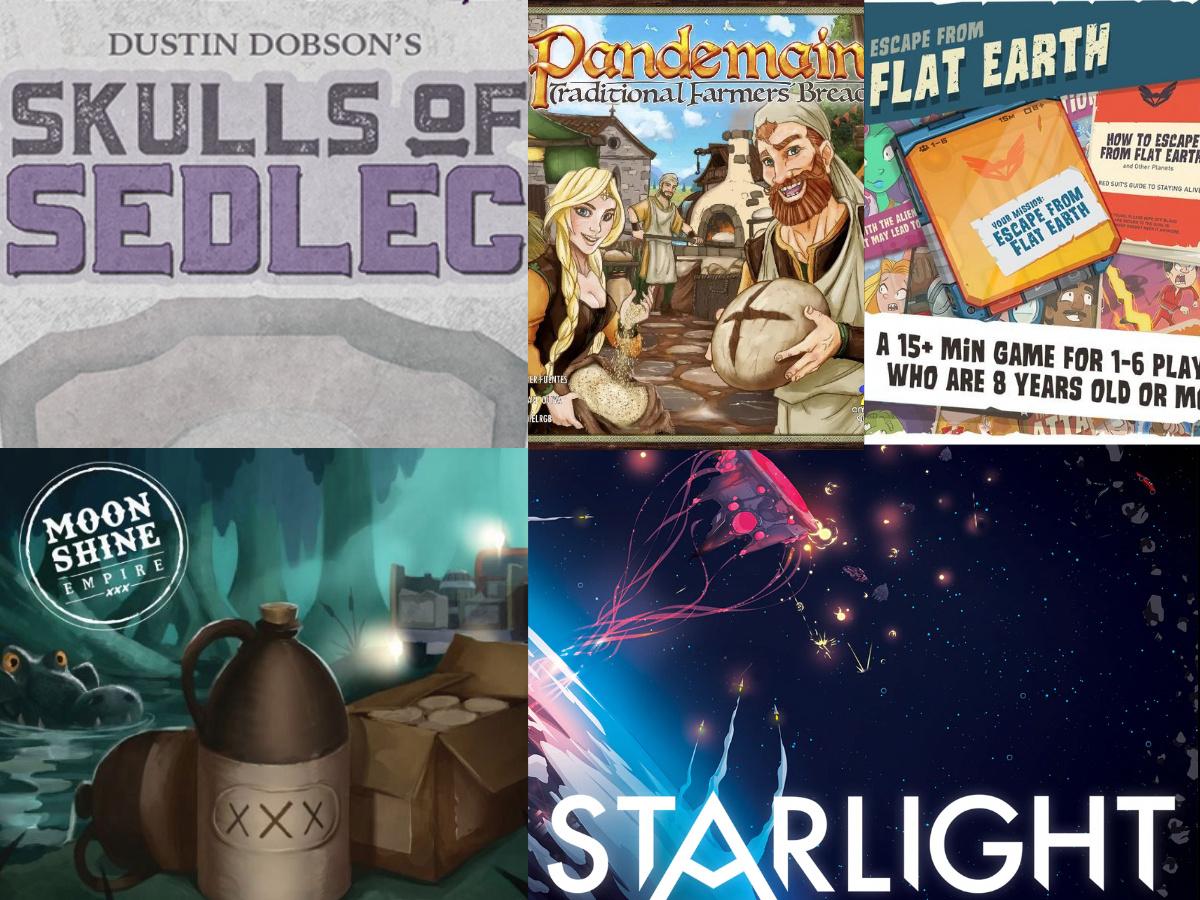 Noticias - Kickstarters 17/03 - 22/03