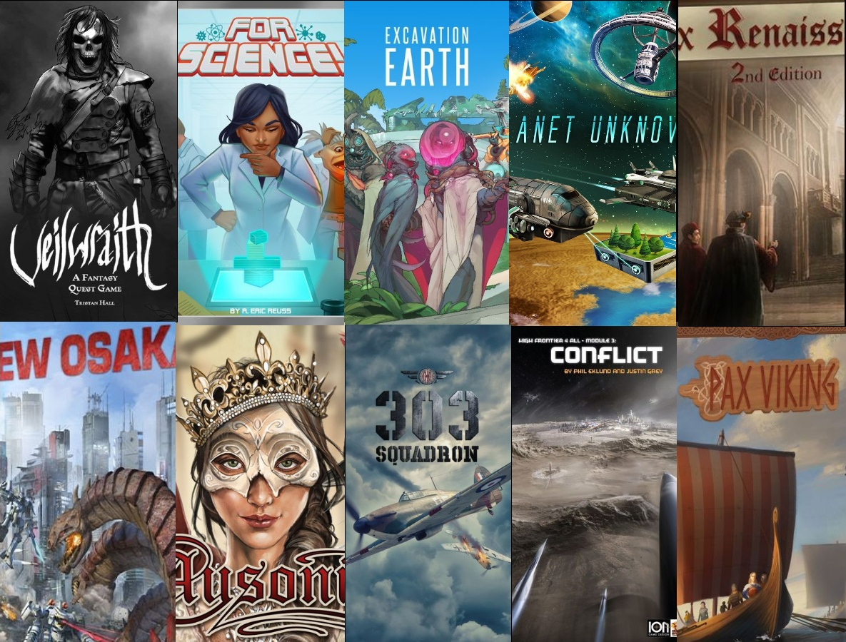 Noticias - Kickstarters 6/04 - 12/04