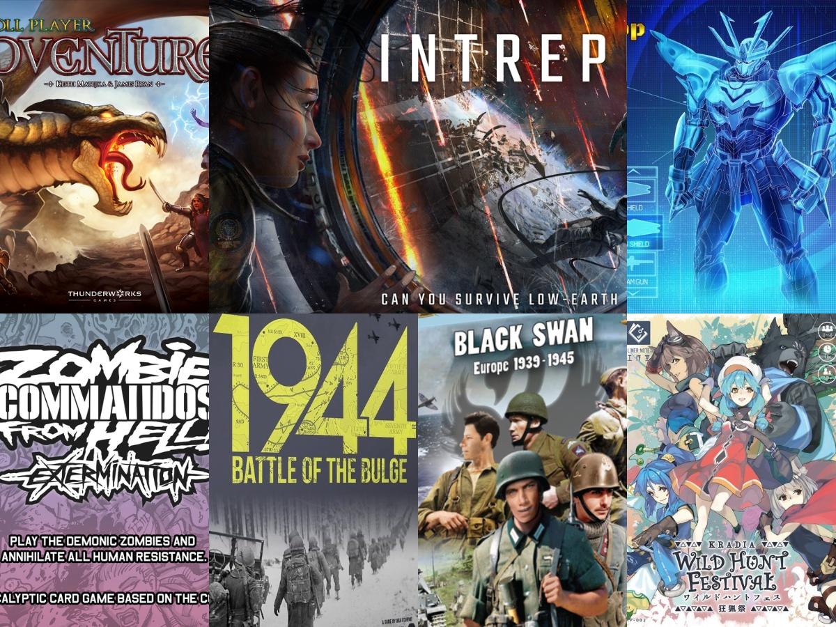 Noticias - Kickstarters 22/06 - 28/06