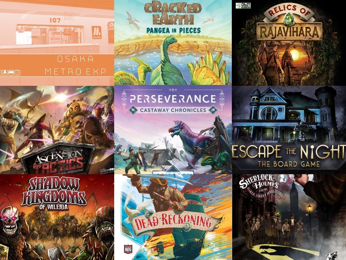 Noticias - Kickstarters 6/07 - 12/07