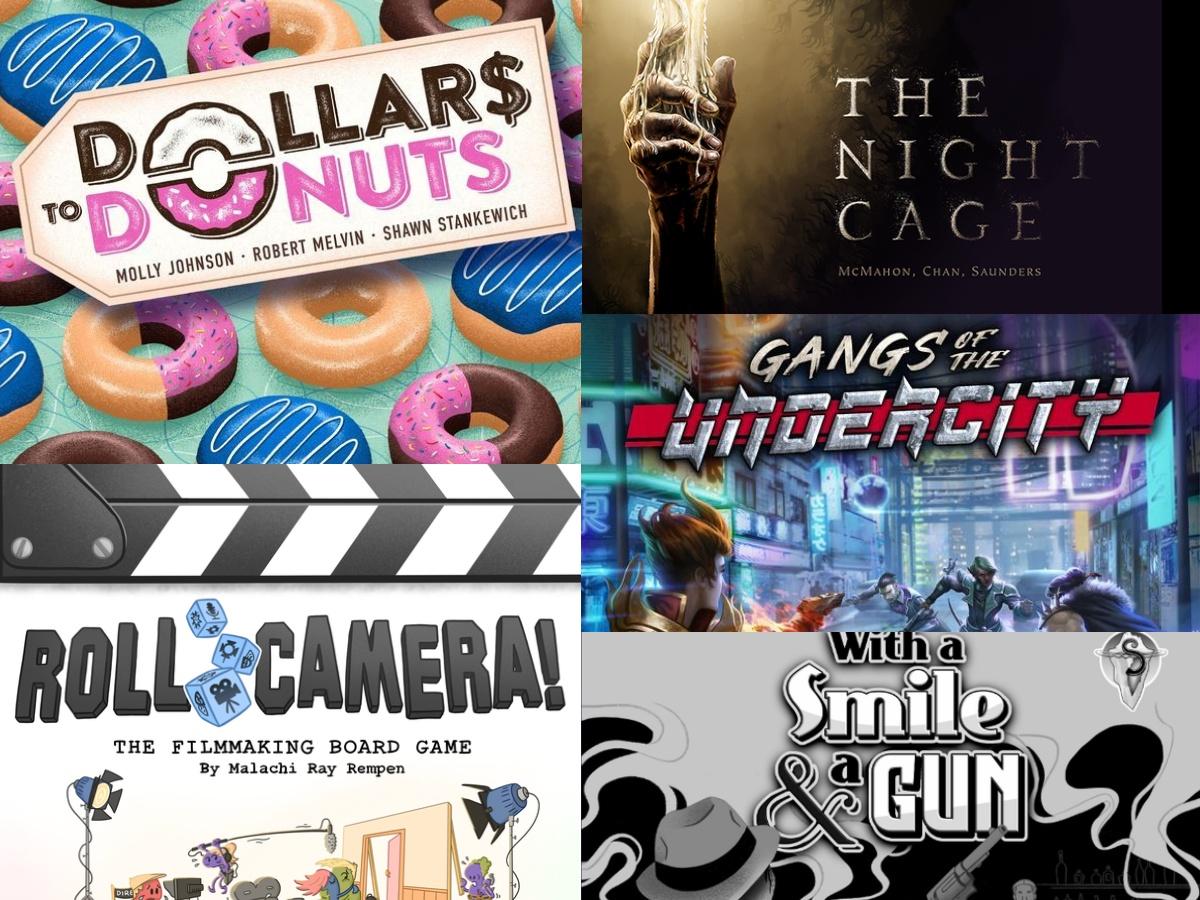 Noticias - Kickstarters 13/07 - 19/07