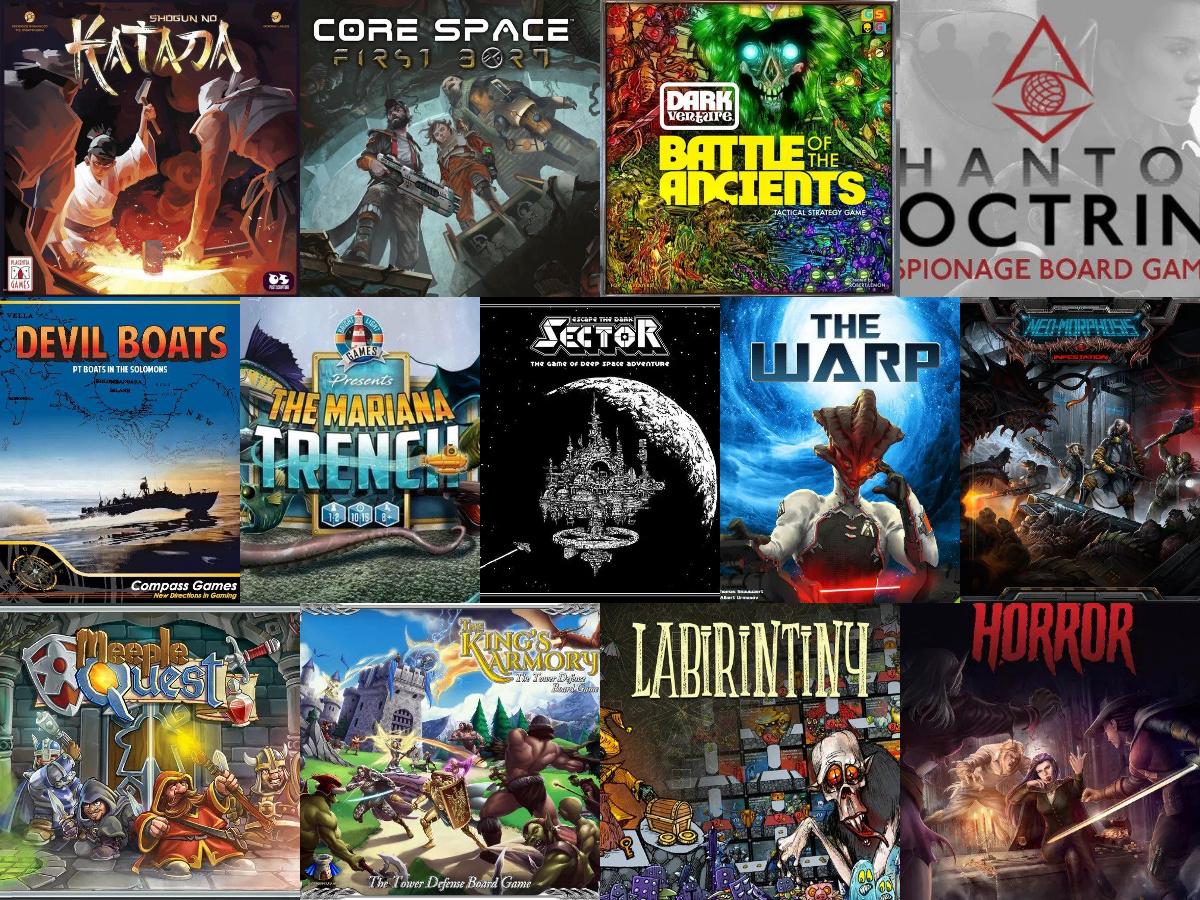 Noticias - Kickstarters 26/10 - 1/11