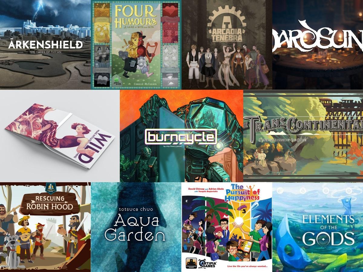 Noticias - Kickstarters 9/11 - 15/11