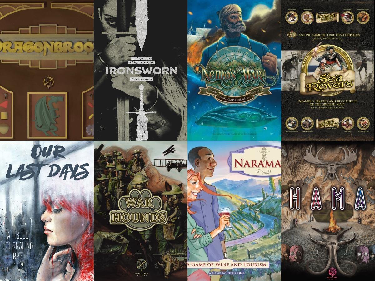 Noticias - Kickstarters & Verkami 23/11 - 29/11