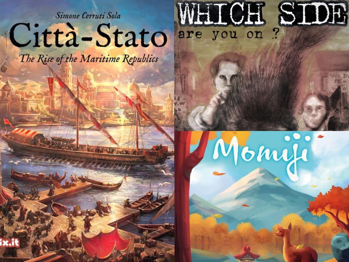 Noticias - Kickstarters 30/11 - 6/12